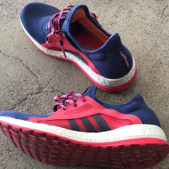 Adidas zapatos Pure Boost x tamaño 85 poshmark